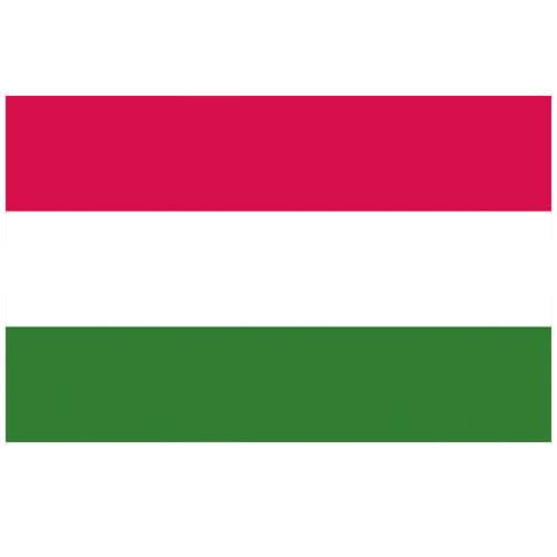 Vlag Hongarije 100 x 150cm