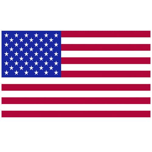 Vlag U.S.A. 100 x 150cm
