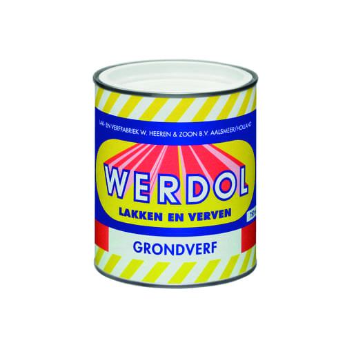 Werdol metalprimer 2ltr