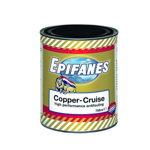 Epifanes antifouling coppercruise 750ml
