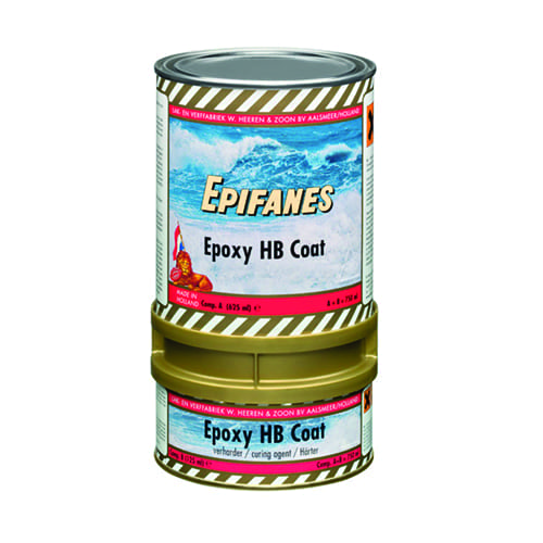 Epifanes epoxy hb coating 750ml