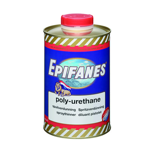 Epifanes poly-urethane spuitverdunning 1ltr